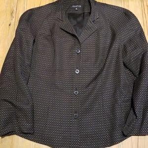 Jones New York collection woman jacket